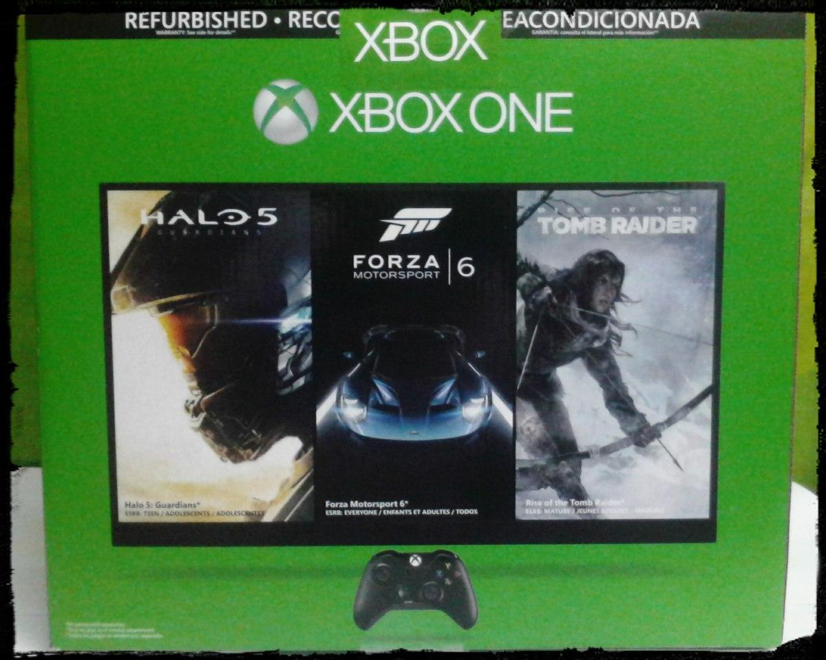 Xbox One 500gb Membresia Live 3 Meses Descarga Juegos Gratis