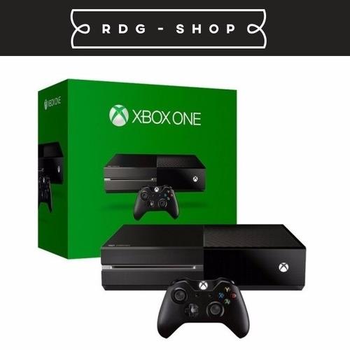 xbox one 500gb original microsoft + jogo + live gold grátis*