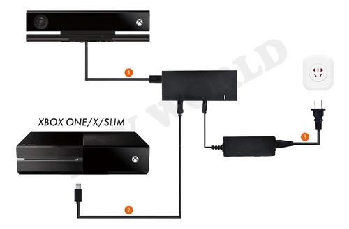 xbox one adaptador kinect windows adaptador para pc fuente