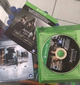 xbox one assassin´s creed