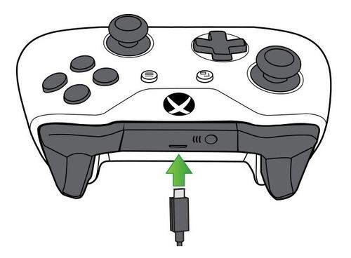 xbox one  -  bateria interna