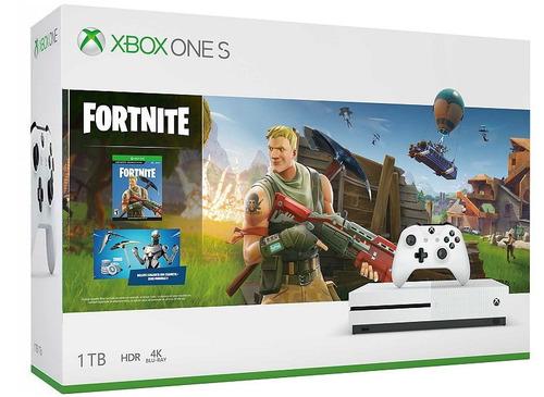 xbox one con juego