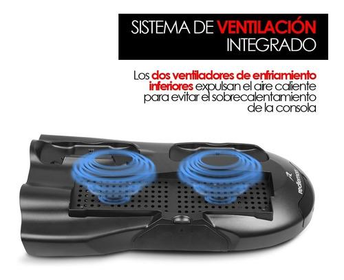 xbox one con ventilador