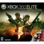 Consola Xbox 360 Xbox Resident Evil 5 Consola Roja 360 Elit