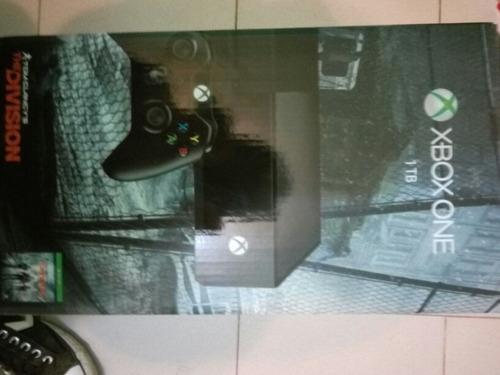 xbox one de 1tb nueva