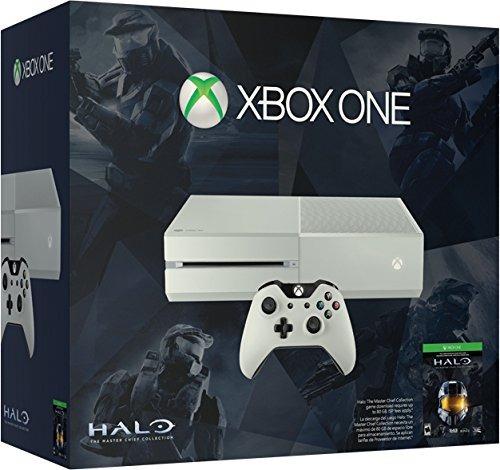 xbox one edición especial halo: the master chief collectio