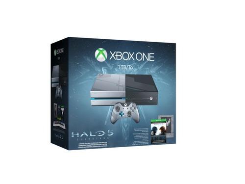 xbox one edicion limitada halo 5