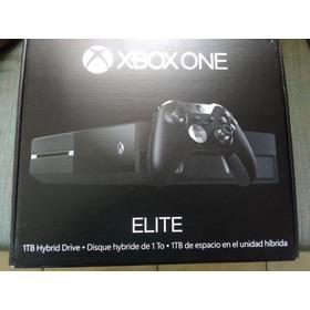 Xbox One Elite, Excelente Estado, Envio Gratis.