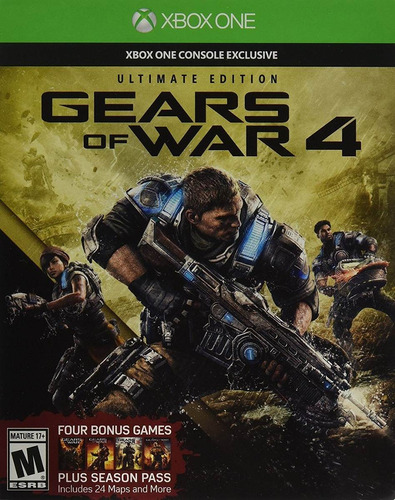 xbox one gears of war 4 ultimate edition fisico mediaplanet