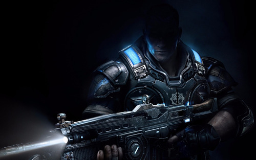 xbox one gears war