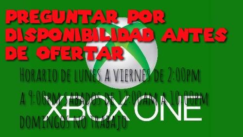 xbox one gta