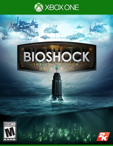 xbox one juego bioshock the collection compatible xbox one