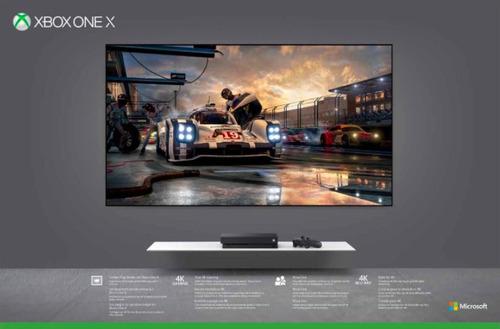 xbox one juego consola