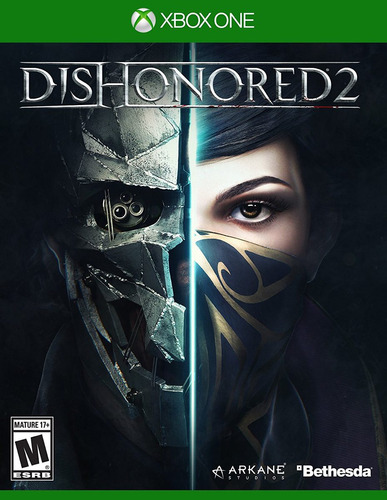 xbox one juego dishonored 2 compatible con xbox one