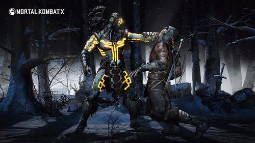 xbox one mortal kombat