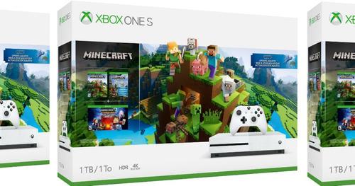 xbox one s 1tb 4k  1 juego digital  originales control orig