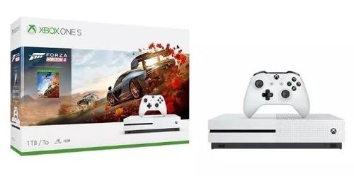xbox one s 1tb forza horizon 4 1 mes game pass nuevo sellado