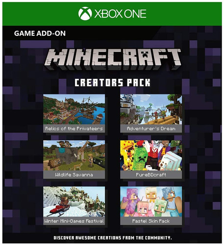 xbox one s 1tb minecraft creators bundle