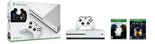 xbox one s 500gb console halo collection bundle discontinued