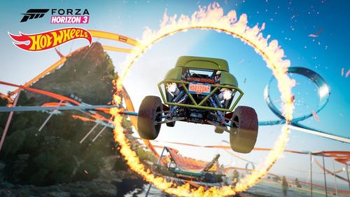 xbox one s 500gb + forza 3 + forza hot wheels - nota fiscal.