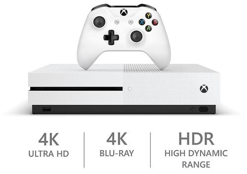 xbox one s 500gb selladas color blanca: pregunta no ofertar