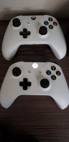 xbox one s + acessórios e jogos