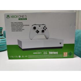 Xbox One S All Digital (version 2) 1 Tb 4k 2019 (3 Juegos)