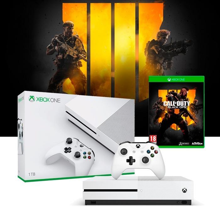Xbox One S Call Of Duty Blackops 4 7 450 00 En Mercado Libre
