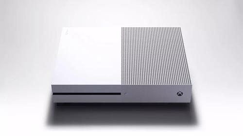 xbox one s novo slim 500gb 4k microsoft + super brinde