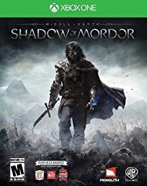 xbox one shadow of mordor