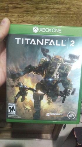 xbox one titanfall 2 oferta!!! vendo cambio