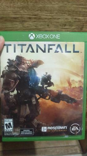 xbox one titanfall vendo cambio