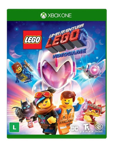xbox one uma aventura lego 2 video game