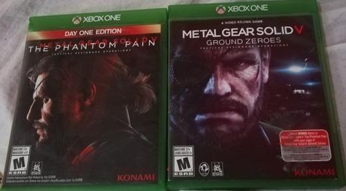 xbox one , videojuegos metal gear solid v