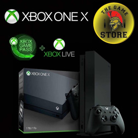 Xbox One X 1 Tb 4k - The Game Store.