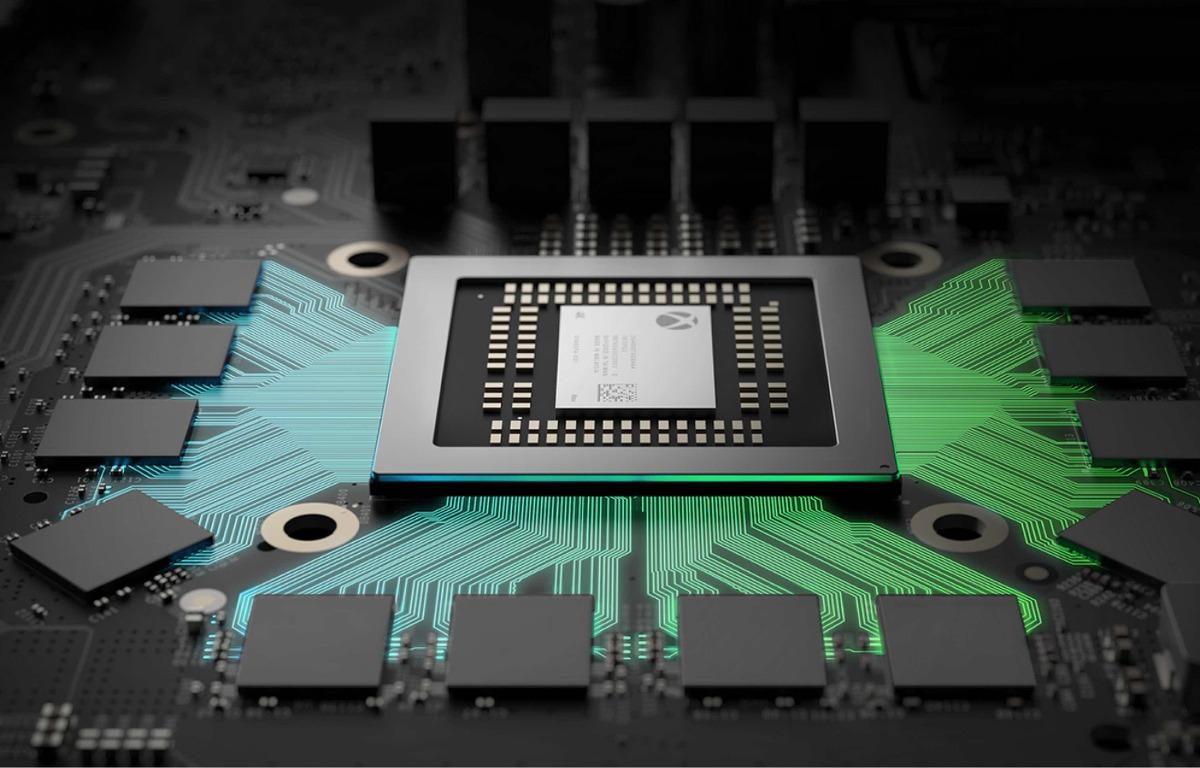 Xbox One X 1 Tb Negro 4k Control Y Juego Gratis Liquidacion