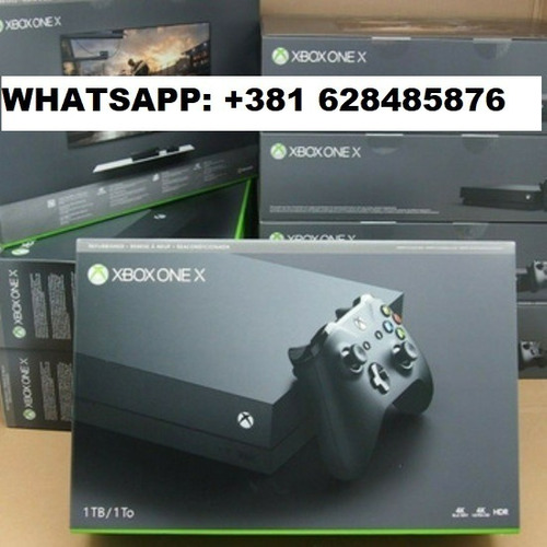 xbox_+ one x 1tb++console, 25 games 2 controllers