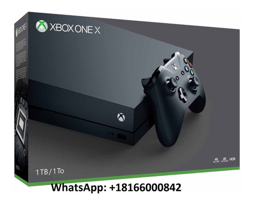 xbox one x 1tb console with wireless controller