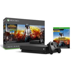 Xbox One X 1tb Pubg Entrega Inmediata + Titanfall 2 Regalo!!