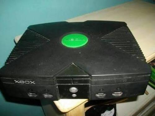 xbox primera generación