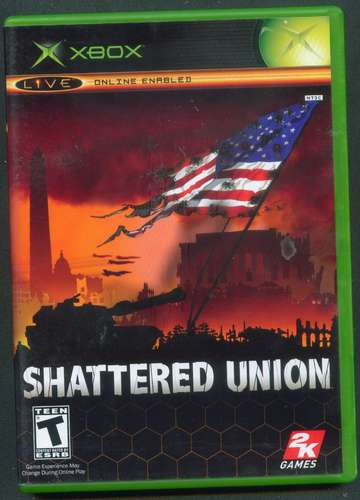 xbox   shattered union