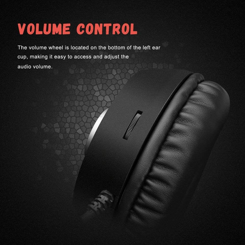 xbox uno gaming auriculares , xiberia k1 3,5 mm rodear sonar