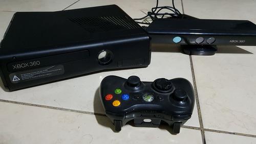 xbox360,1controle,1 kinect, hd interno 250gb original +jogos