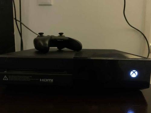 xboxone 500gb con control y juego.
