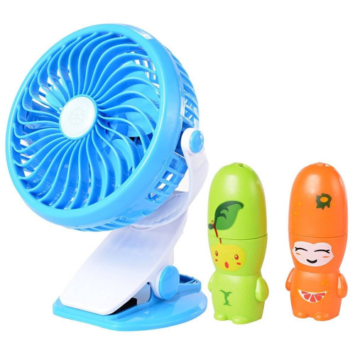 xcellent global 5 pulgadas portable fan fan / + envio gratis