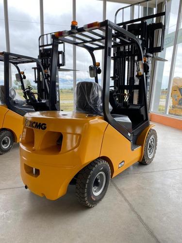 xcmg autoelevador 3,5 diesel bauza group