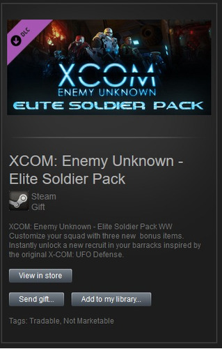 xcom enemy unknown + 2 dlcs - steam