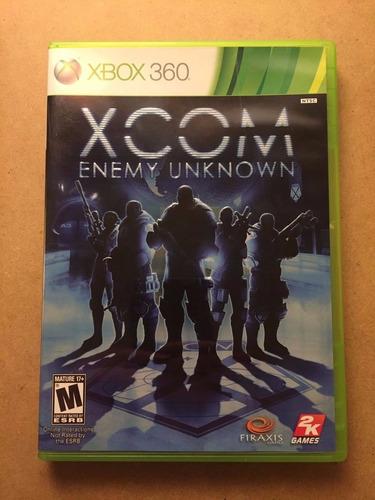 xcom enemy unknown xbox 360 + envio gratis