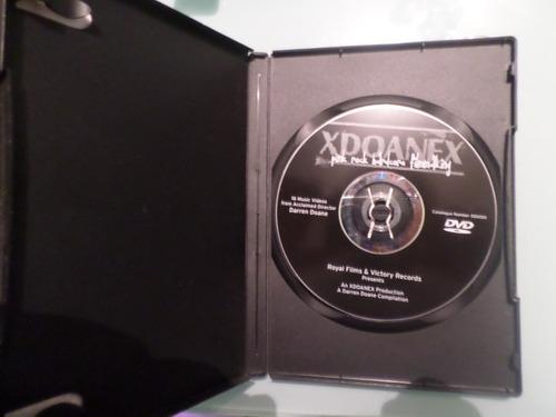 xdoanex.punk rock hardcore filmmaking -16 music videos dvd