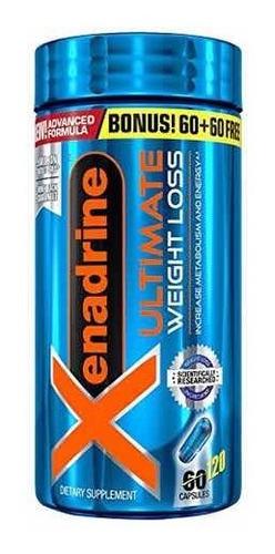 xenadrine ultimate 120 capsulas
